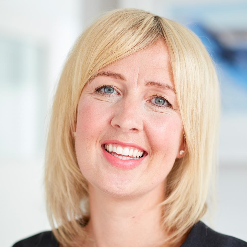 Helen Stanworth, HR specialist at Fusion Dentistry, Cardiff