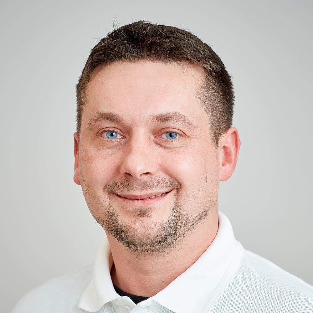 Piotr Kacp, dental technician at Fusion Dentistry